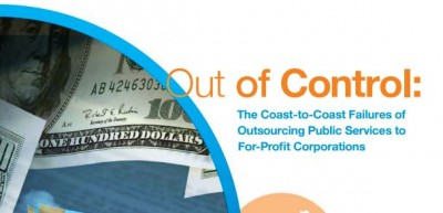 Out of Control Report cover