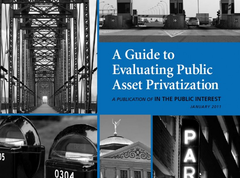 Report - A guide to Evaluating Public Asset