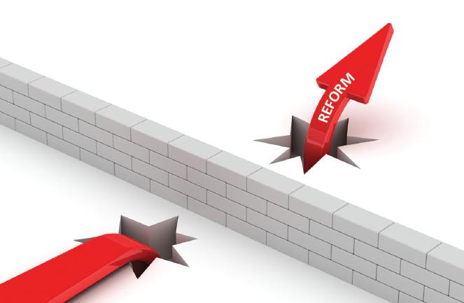 Roadblock to Reform