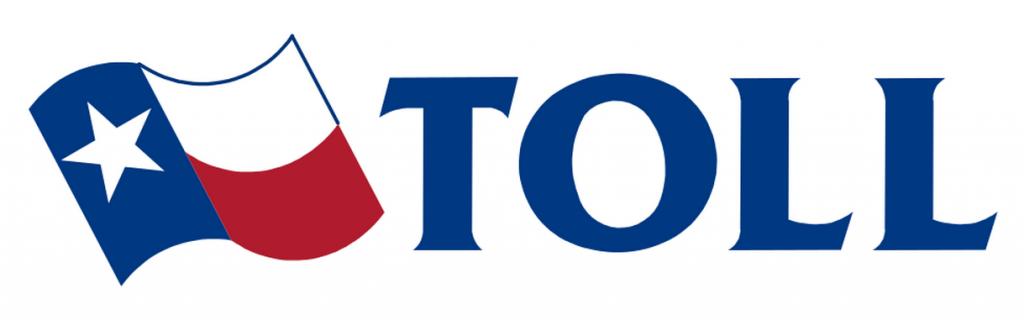 Texas toll road symbol