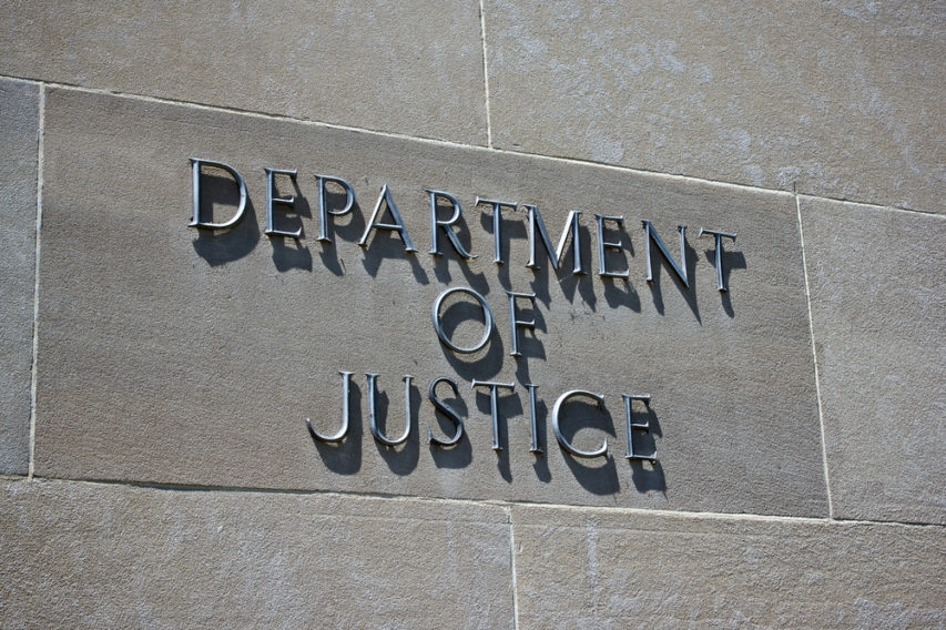department-of-justice-sign