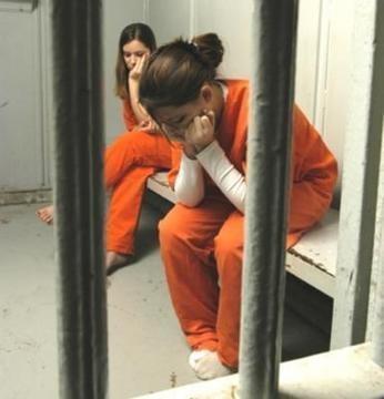 girls in jail