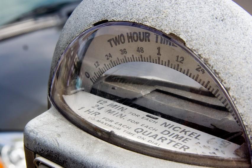 Coronado Island Parking Meter
