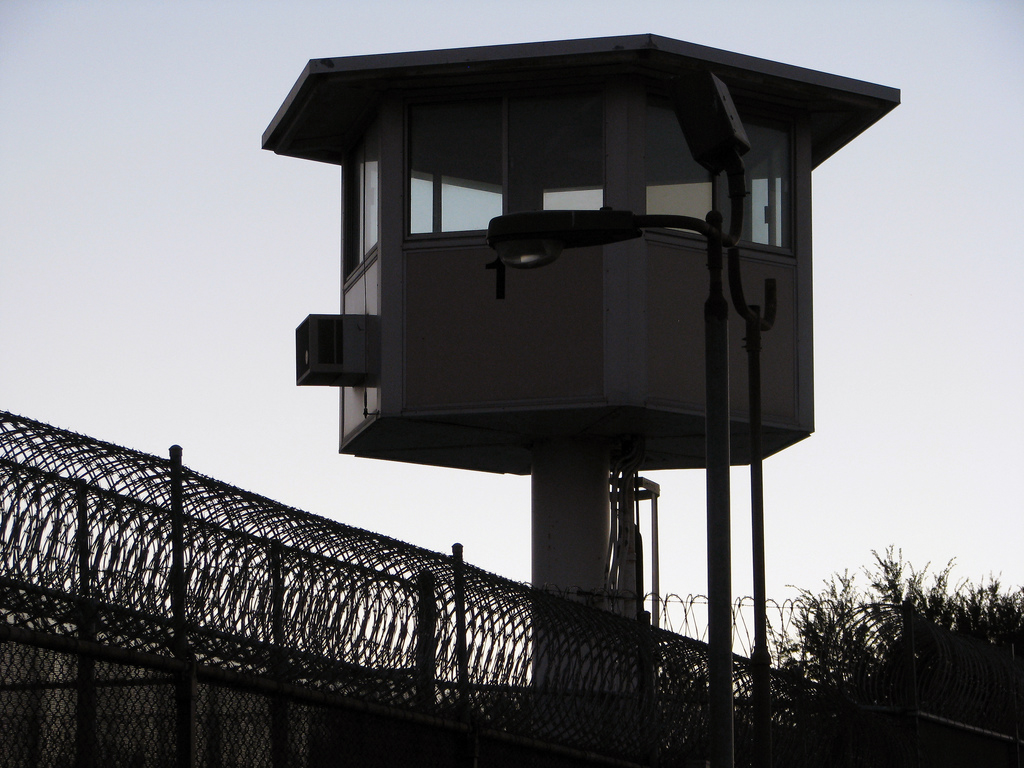 prisonguardtower