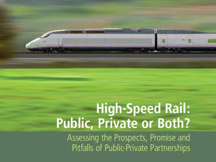 Report - High Speed Rail