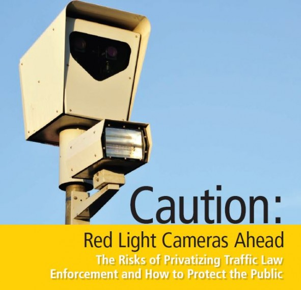 Report - Red Light Cameras Ahead